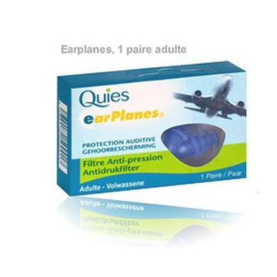 QUIES EARPLANES Avion enfant