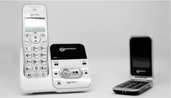 Téléphones amplifiés